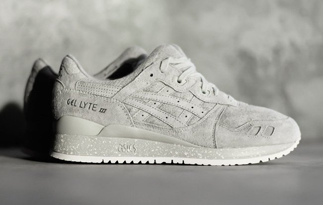 newest e71fb 821af Reigning Champ Asics Gel Lyte III | SneakerFiles