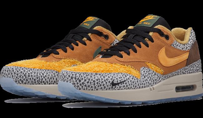 atmos Nike Air Max 1 Safari Retro 2016