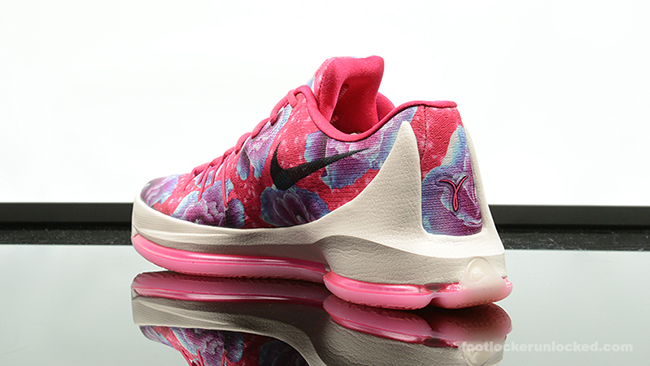 Aunt Pearl Nike KD 8 Pink Floral