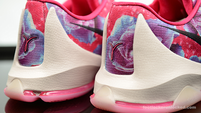 Aunt Pearl Nike KD 8 Pink Floral