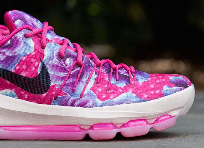 98de91cc67dd Nike KD 8 Aunt Pearl Releases Tomorrow high-quality - s132716079 ...