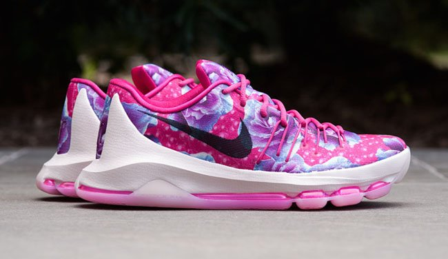 check out 1b39a 962ae Aunt Pearl Nike KD 8 Release