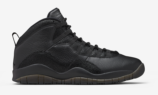 Black OVO Air Jordan 10 Release