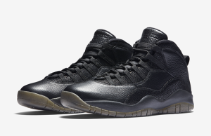 Black OVO Air Jordan 10 Release