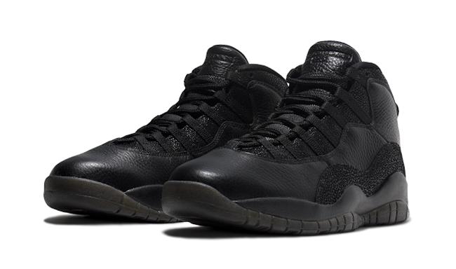 Black OVO Air Jordan 10 Release Date