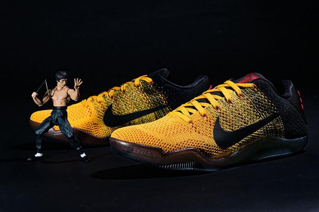 Bruce Lee Nike Kobe 11