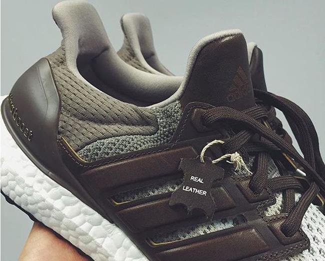 Chocolate adidas Ultra Boost