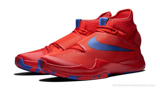 DeAndre Jordan Nike HyperRev 2016 Clippers PE