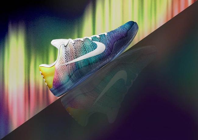 DeMar DeRozan Nike Kobe 11 All Star Northern Lights