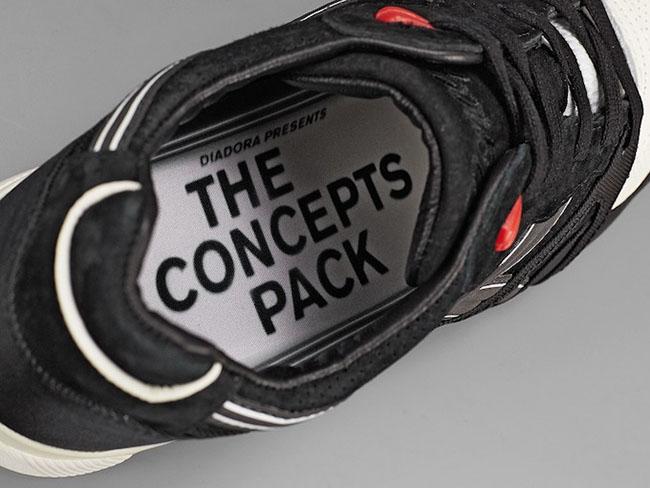 Diadora N9000 Concepts Pack Euro Release