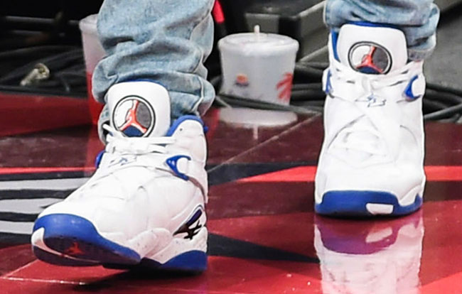Drake Kentucky Blue Air Jordan 8