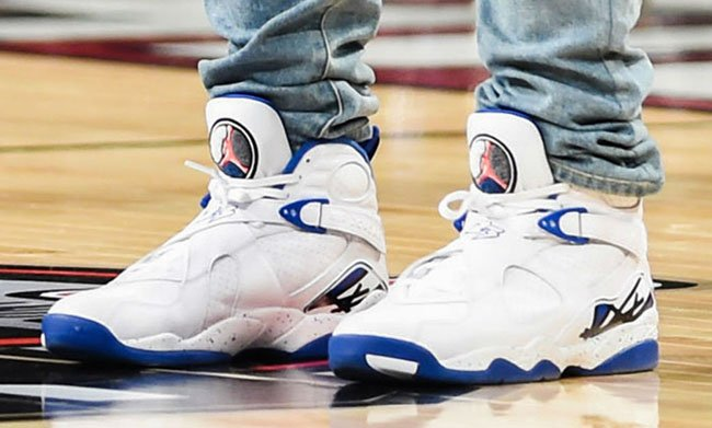 Drake Kentucky Blue Air Jordan 8