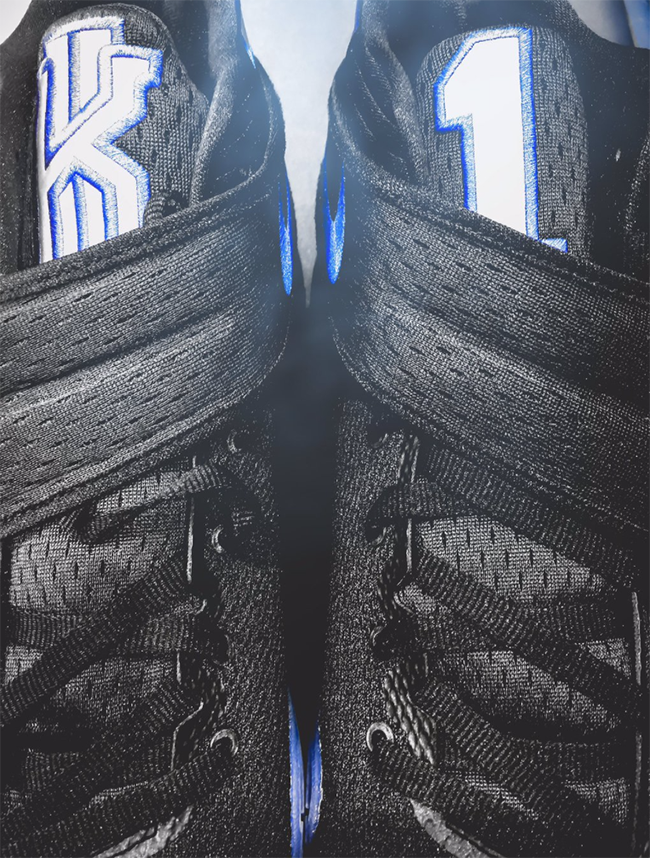 afdb1ea2dc5c Duke Nike Kyrie 2 Black