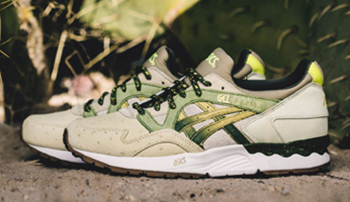Feature asics Gel Lyte V Prickly Pear