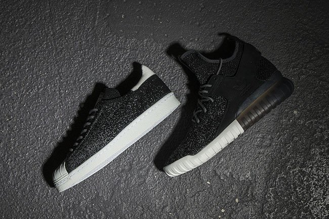 adidas Glow In The Dark Primeknit All Star Pack