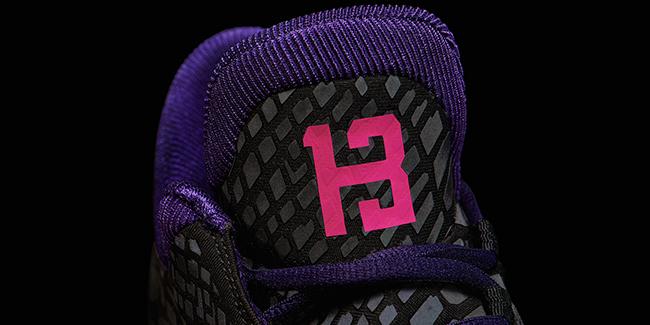 James Harden adidas All Star Crazylight