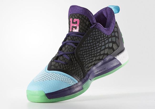 James Harden adidas Crazylight Boost 2.5 All Star