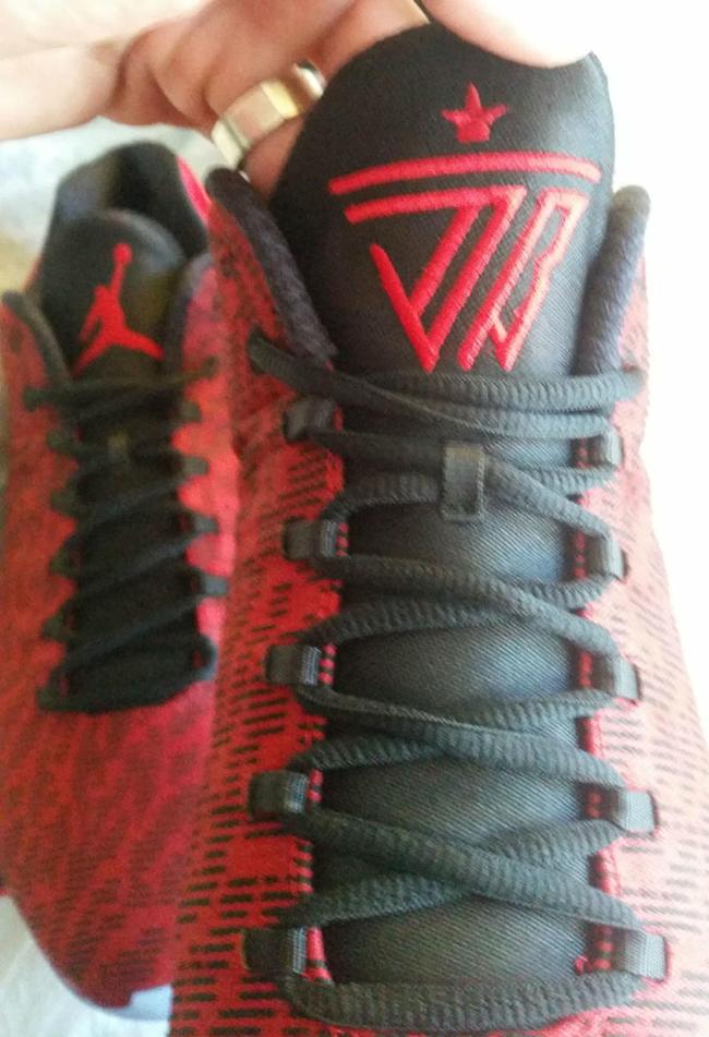 Jimmy Butler Air Jordan XX9 Low Gym Red