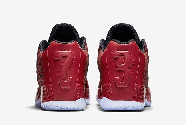 5b40591c434 Jimmy Butler Air Jordan XX9 Low Gym Red