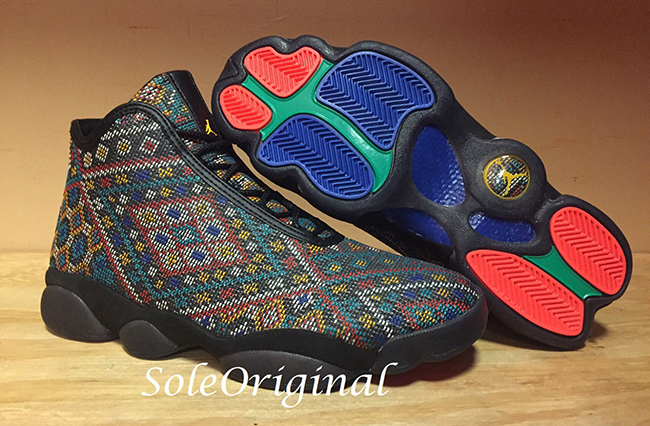 Jordan Horizon All Star February 2016