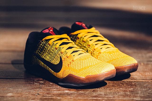b786475e6336 Nike Kobe 11 Bruce Lee