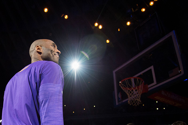 Kobe Bryant Nike Future Interview