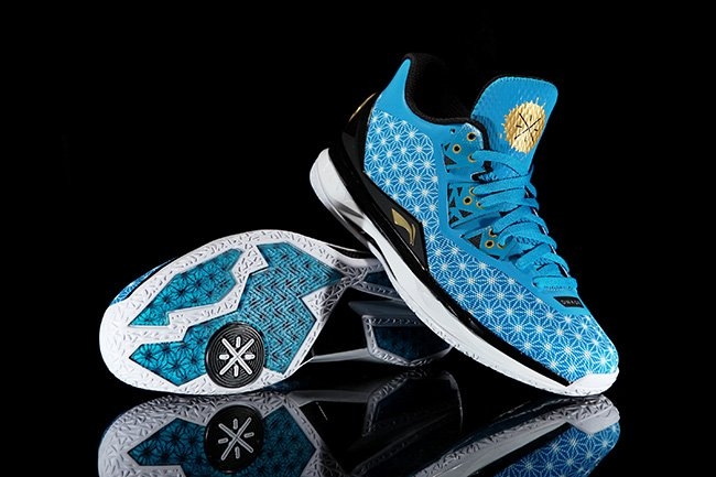 Li-Ning Way of Wade 4 Chinese New Year