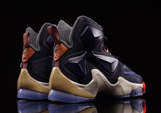LuxBron Nike LeBron 13