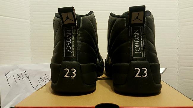 Master Air Jordan 12 2016