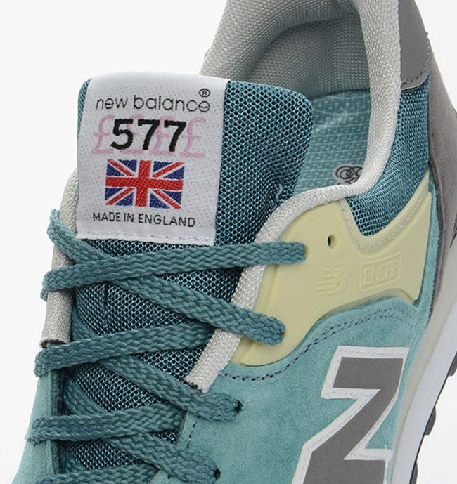 New Balance 577 Aqua Suede