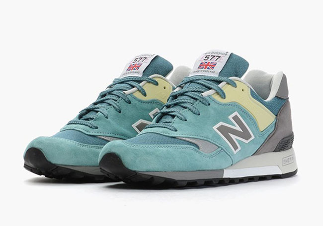 New Balance 577 Aqua Suede  718ee6cd2c
