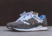 New Balance ML878 Athleisure Grey White Brown