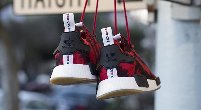 Nice Kicks adidas NMD Release