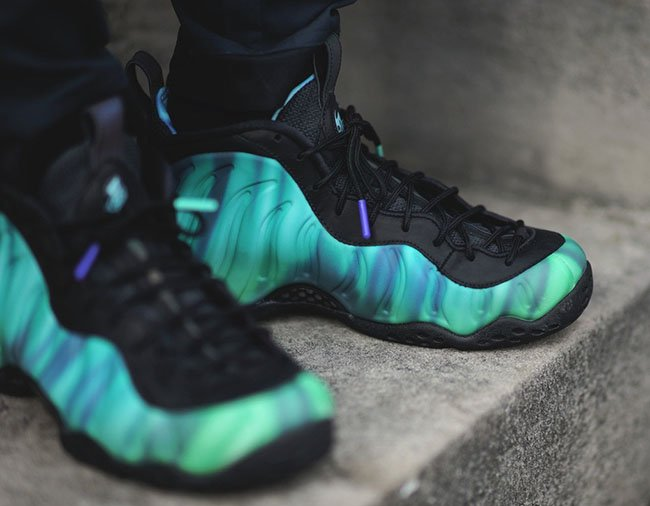 Nike Air Foamposite One Northern Lights