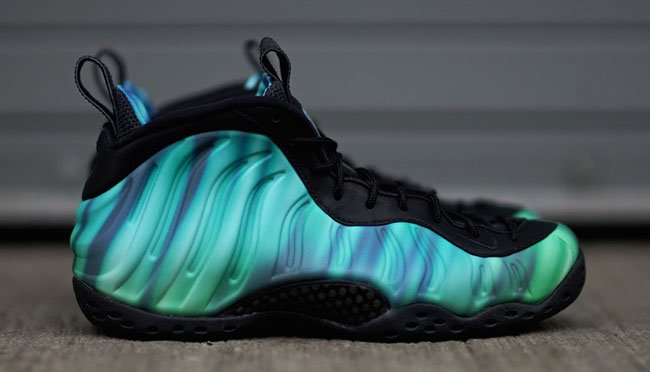 92c0dabdbb01f Nike Foamposite One All Star Northern Lights