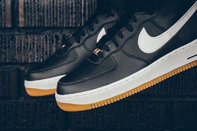 Nike Air Force 1 High Black Gum