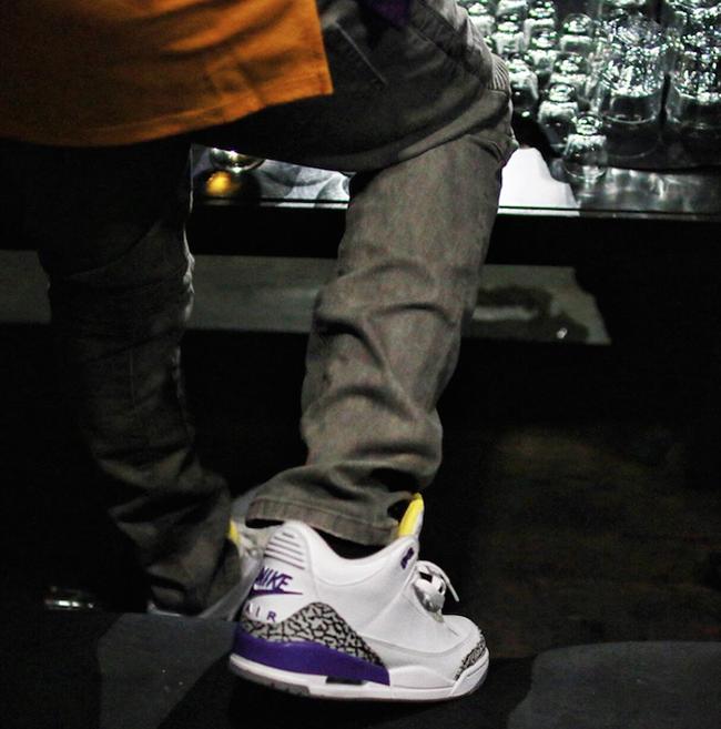 Nike Air Jordan 3 Kobe