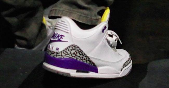 c97ae7cbc5cf Nike Air Jordan 3 Kobe Bryant Lakers