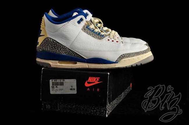 Nike Air Jordan 3 OG True Blue 2016