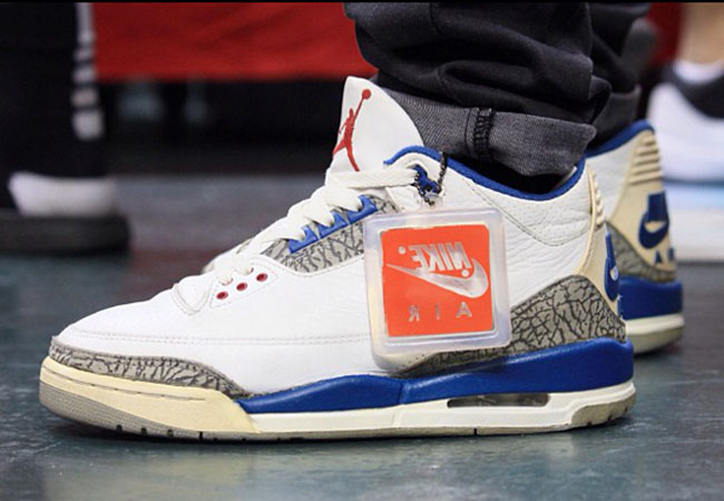 air jordan iii true blue