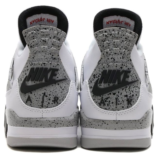 0d8966aaa123 Air Jordan 4 Retro 89 Nike Air White Cement 2016