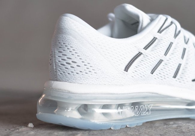 Nike Air Max 2016 White Ice