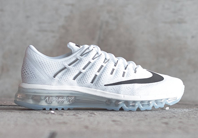 2016 Nike Air Max White