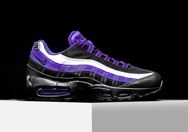 on sale 442c3 e0686 Nike Air Max 95 Persian Violet 80%OFF