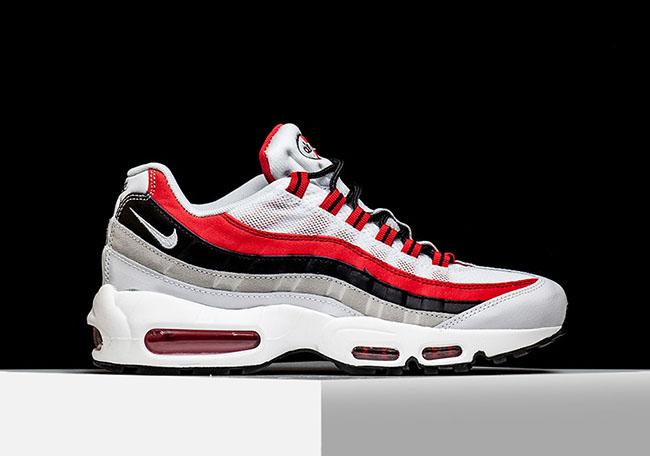 Nike Air Max 95 University Red