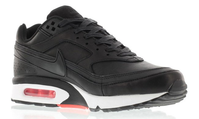Nike Air Max BW Premium Black Leather