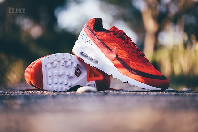 Nike Air Max Bw Ultra Red