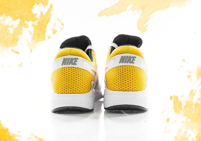 Nike Air Max Zero Yellow Release