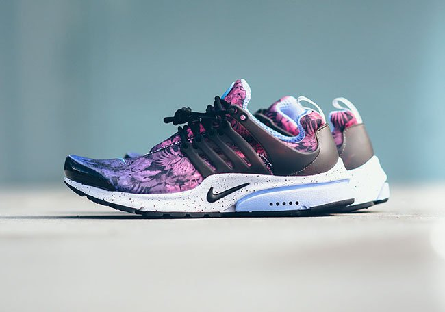 6ec7fe144bca Nike Air Presto Purple Floral 2016