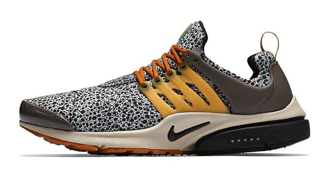 Nike Air Presto Safari Release Date